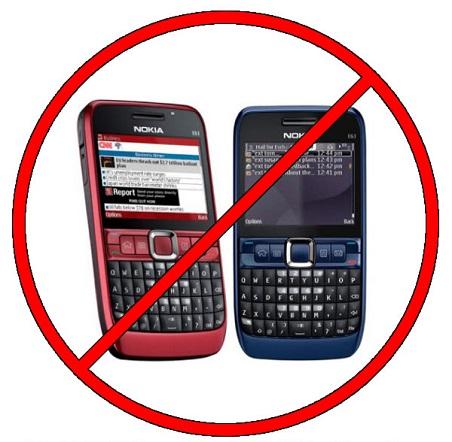 No More Nokia Phones