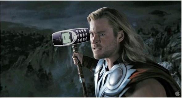Nokia 3310 Thor
