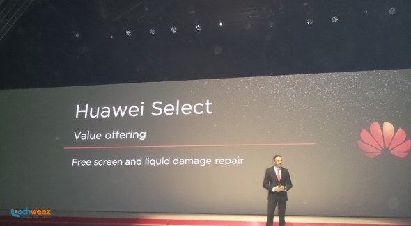 Huawei Select - techweez