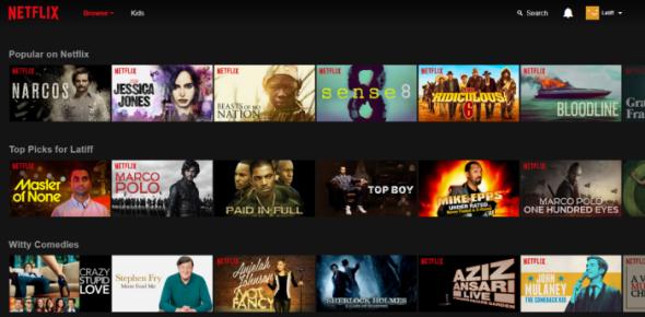 Zuku and Netflix versus DSTV