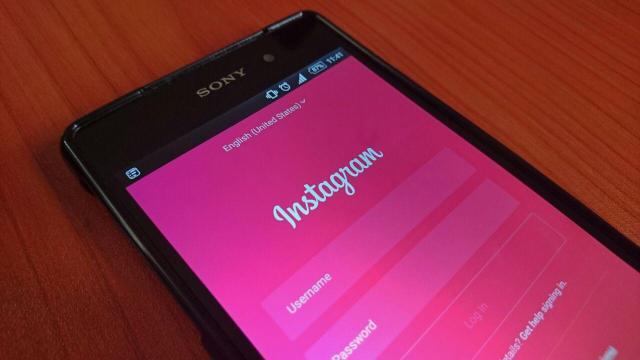 instagram blocks offensive content