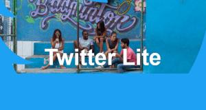 Twitter Lite announced