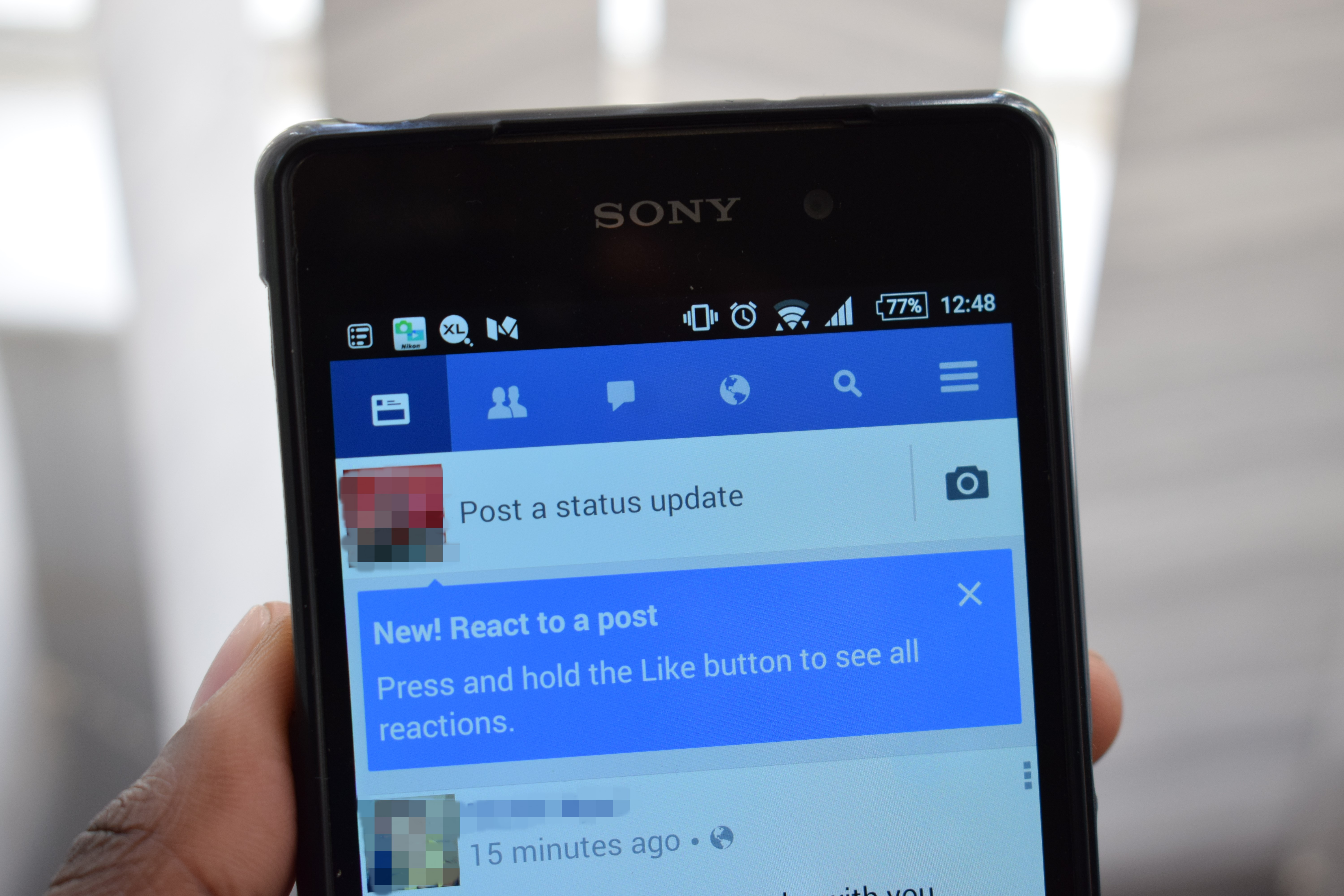 Facebook lite finally gets updated with reaction emojis stopboris Gallery