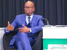 Safaricom CEO Bob Collymore
