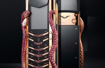 Vertu Signature Cobra