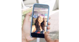 instagram face filters screenshot