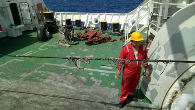 SEACOM repair