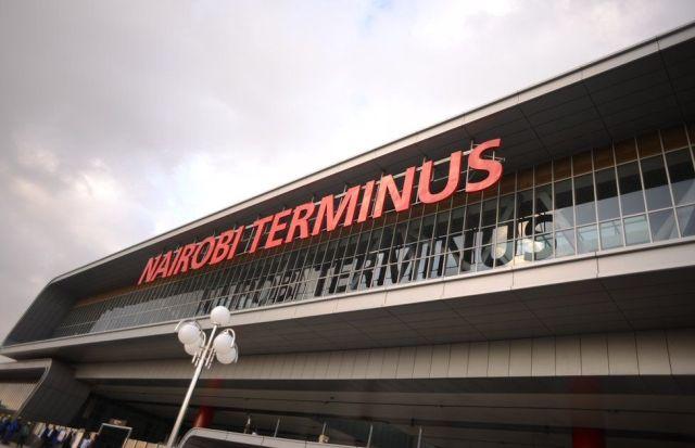 Nairobi Terminus SGR