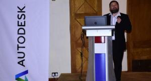 Simon Bromfield, Autodesk Africa lead and Channel Manager Africa