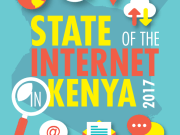 sate of internet kenya 2017