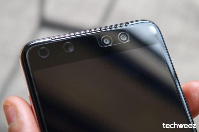 Itel S32 LTE dual cameras