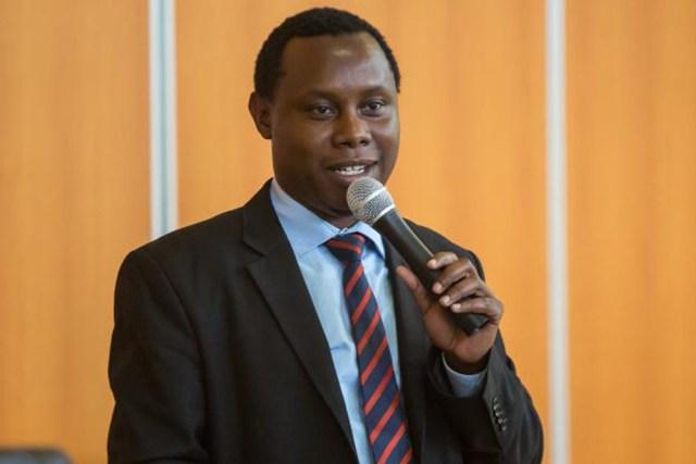 Lawyer Waikwa Wanyoike