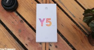 Huawei Y5 Prime (2018) Box