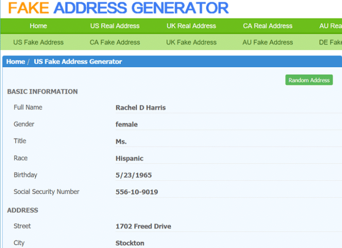 org Gemescool Credit Card Number Fake Generator Canada