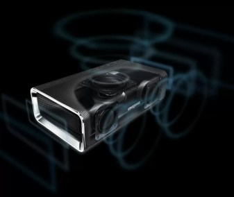 Creative Sound Blaster Roar 5 drives speaker