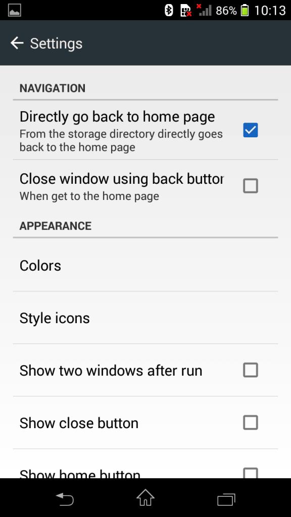 MK File Explorer A Simple Light Weight App