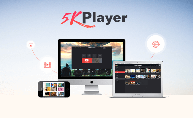 5kplayer android mirror