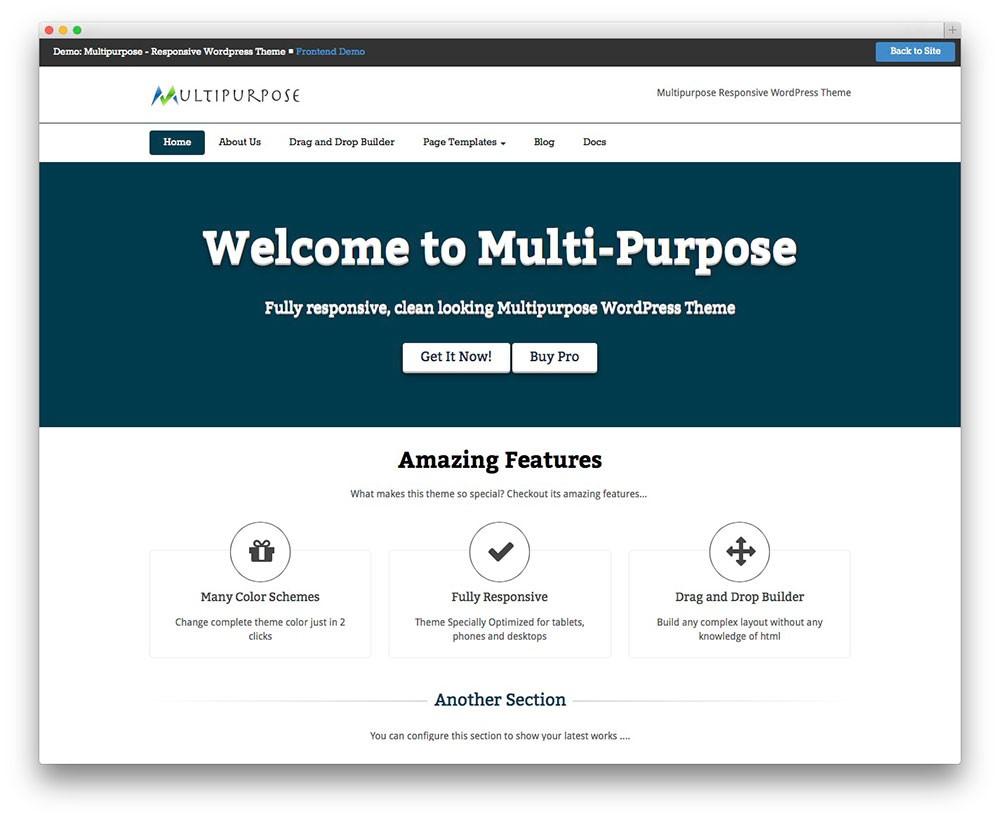 multi purpose