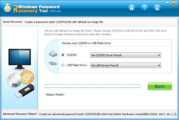 Windows Password Recovery Tool Ultimate Crack Free v7.1 2