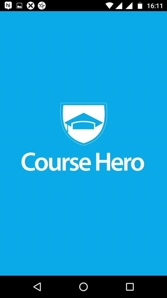 Course Hero Android App Review