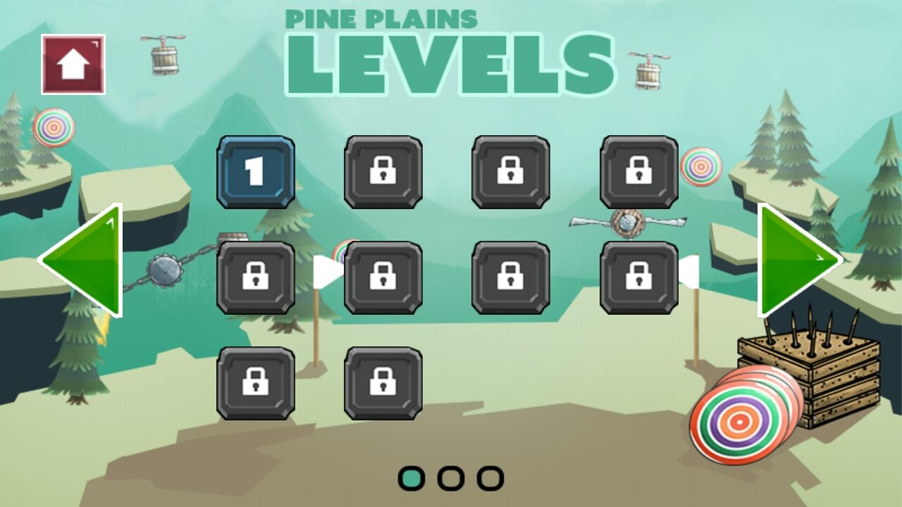 levels screenshot