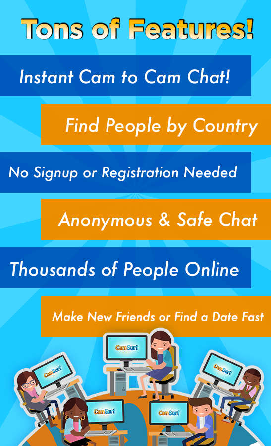 meet people from other countries online