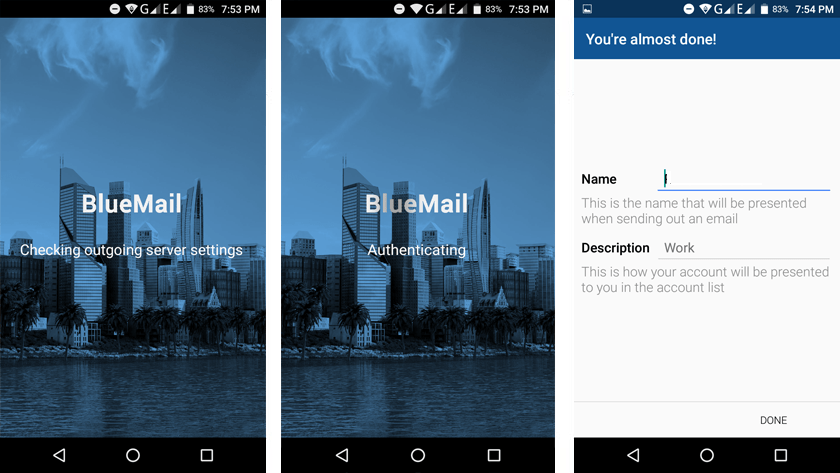 BlueMail - Email That Works For Everyone - TECHWIBE