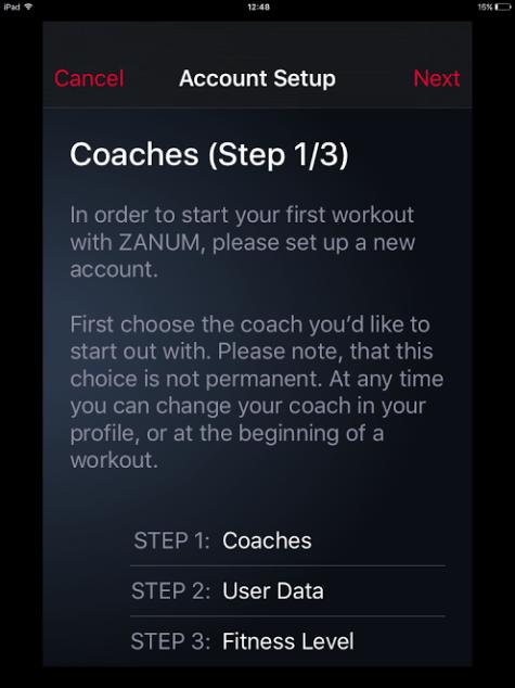 coach selection