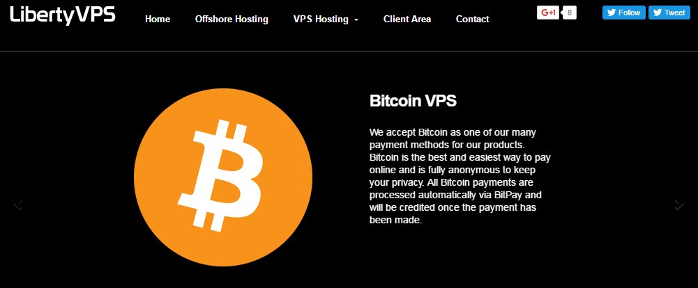 bitcoin hosting plans