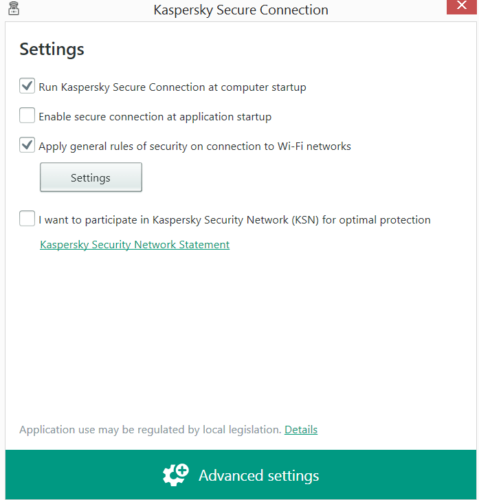 How To Uninstall Or Remove Kaspersky Secure Connection From