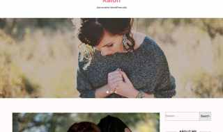 kalon-feminine-wordpress-blog-theme