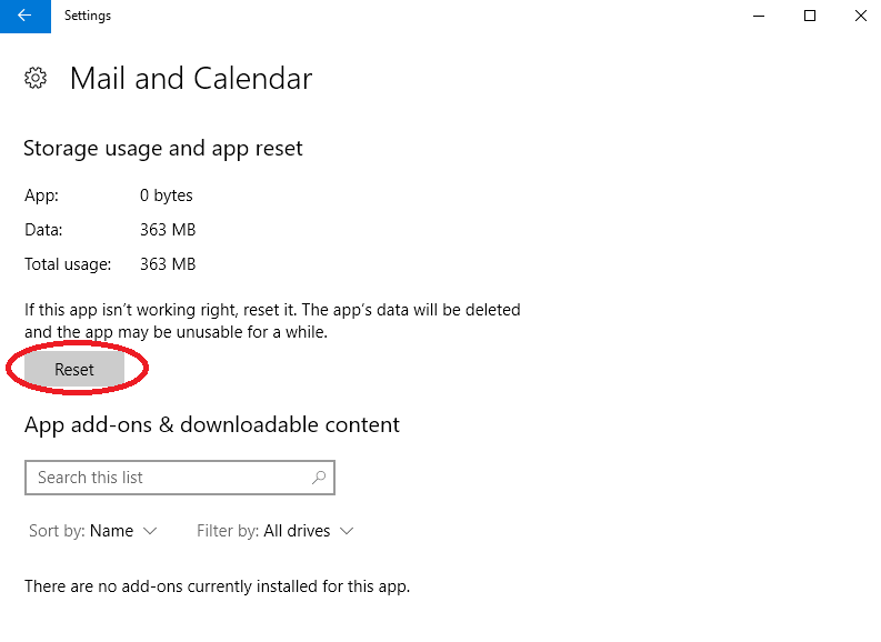 Fix: We Could Not Add All Your Attachments Error in Mail App in