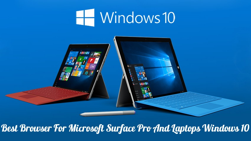 browser surface pro