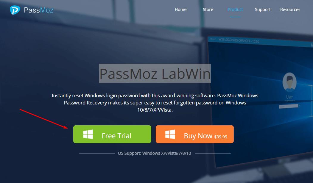 How to Reset Windows 10 Laptop Password with PassMoz LabWin - TECHWIBE