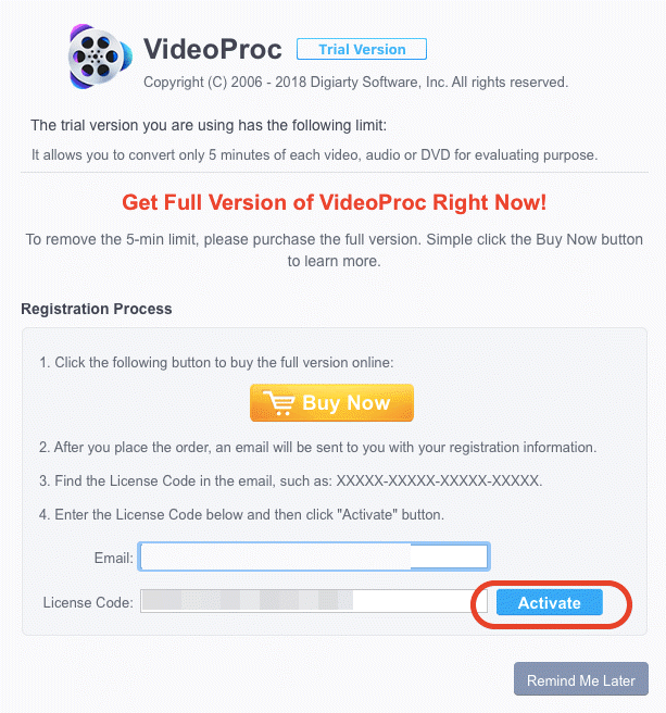 VideoProc, The Pro Version To Process And Edit Any 4K Videos From