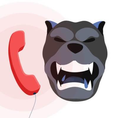 call hound block