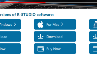 r studio for windows 10