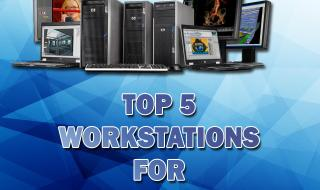 TOP 5 WORKSTATIONS FOR SOHO