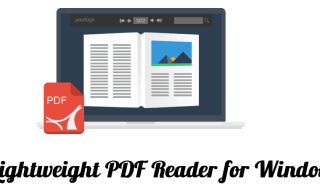 Best-Lightweight PDF Reader for Windows 10