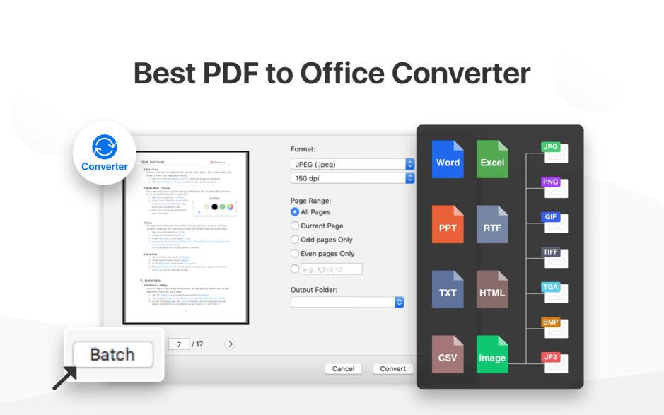 office converter