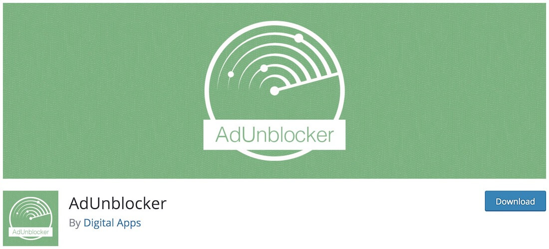 adunblocker plugin