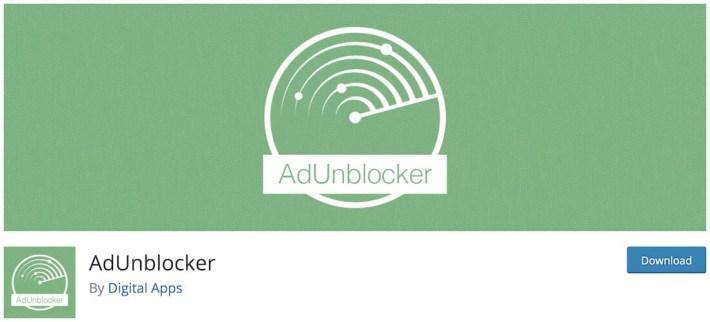 adunblocker plugin