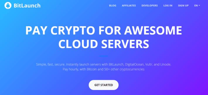 BitLaunch vps hosting