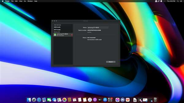 How to use MacDroid on macOS - 5