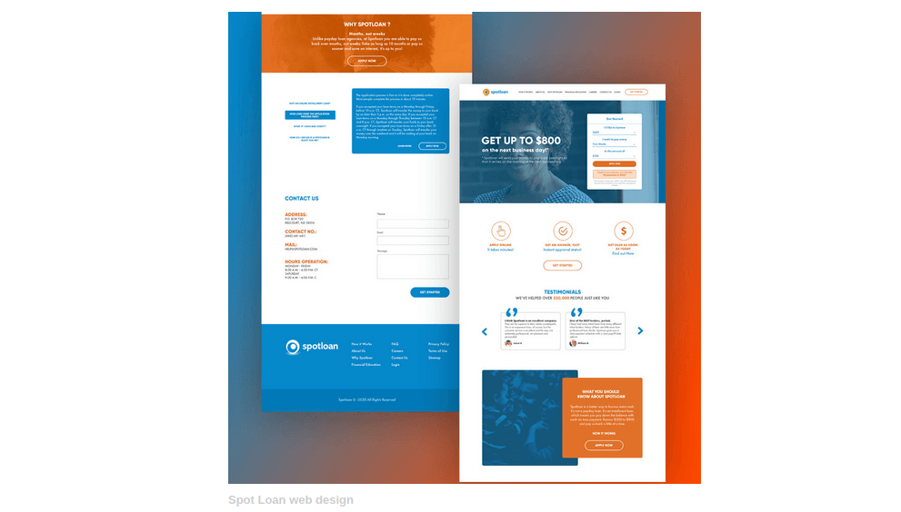 Penji Website Design