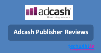 Adcash Review for Publishers and All details