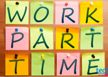 work part time jobs