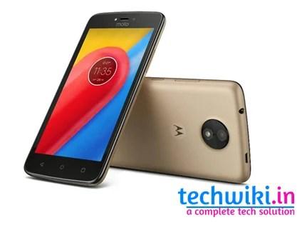 Motorola Moto C Review