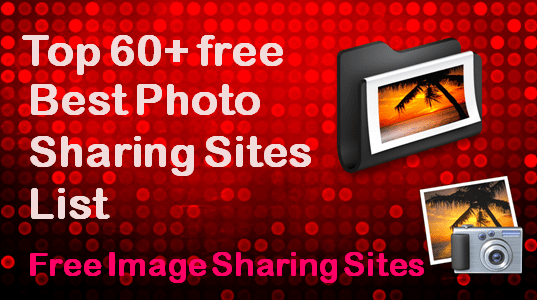 Best Photo Sharing Sites List