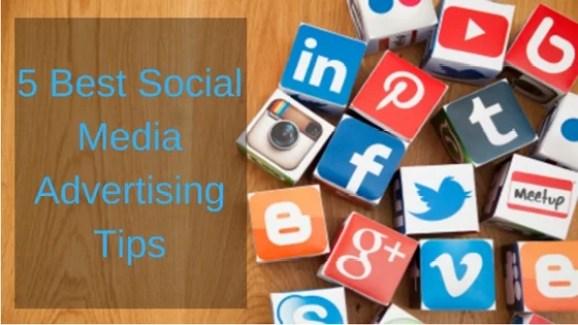 Best Social Media Advertising Tips